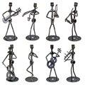 Железная музыкальная лента 8 видов стилей 13 см, металлическая музыкальная модель, креативный Железный музыкальный плеер, ремесла, винтажный...