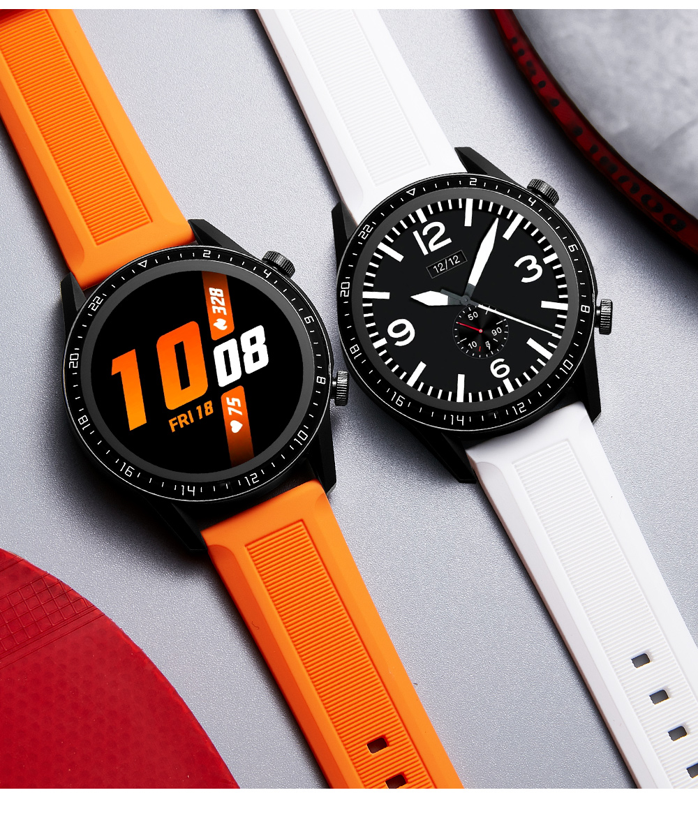 42-46mm For Huawei Watch GT 2 Strap Pro Watchband Strap Smart Bracelet Frontier Rubber Silicone Watch Belt Correa Accessories
