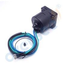 MOTOR de inclinación/ajuste 434495 para EVINRUDE JOHNSON, 2 cables, 12 voltios, 434496, 438529, 5005374