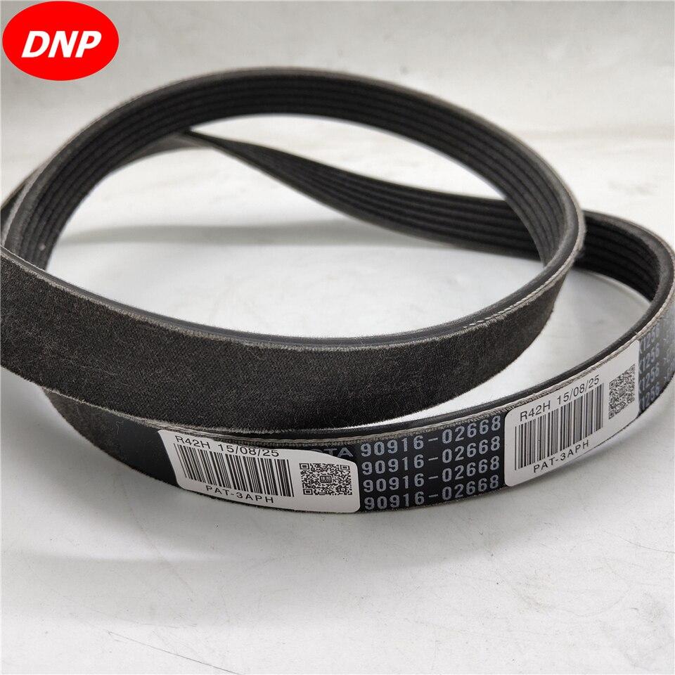 Rubber D/&D PowerDrive 9185010500 Toyota Motor Replacement Belt