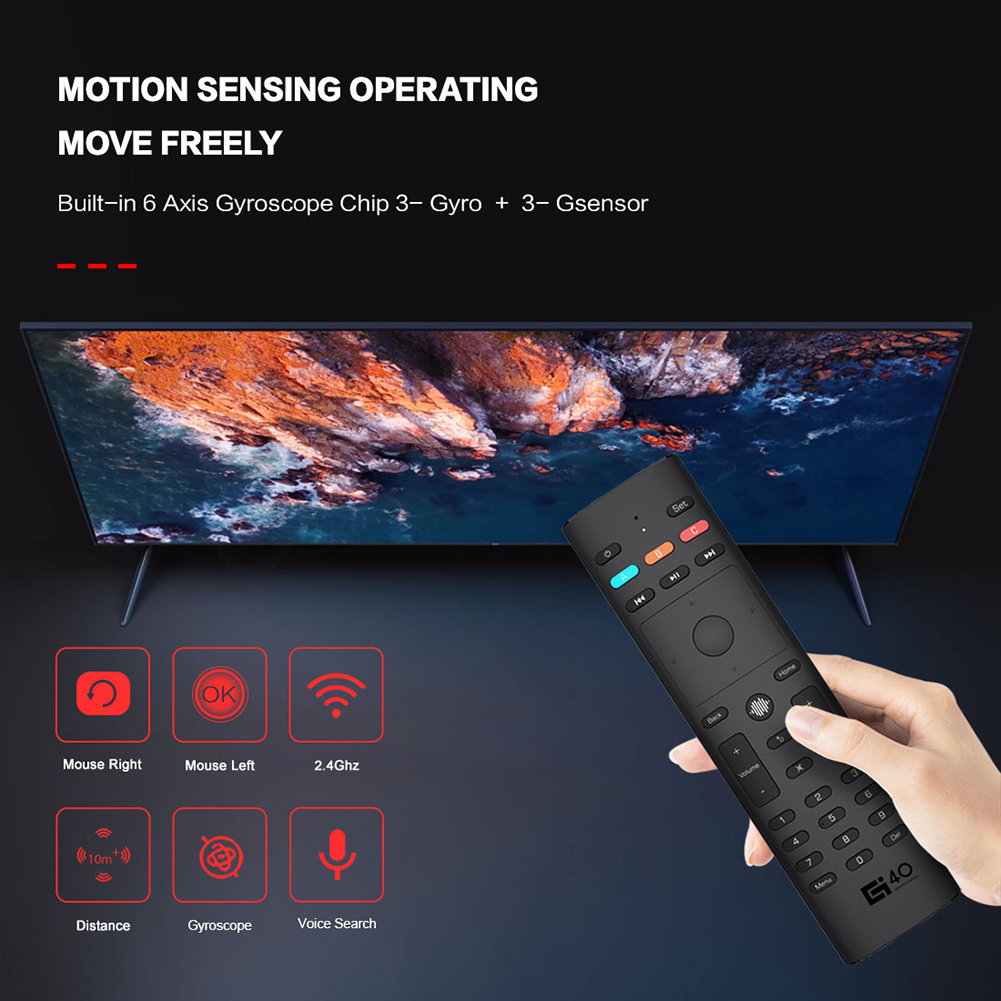 controle remoto para pc android caixa de tv