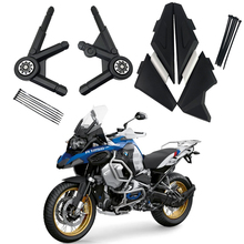 R1200GS R1250GS Side Panel Frame Guard Protector Cover Black Left Right For BMW R1200 R 1200 GS Adventure R1250GSA HP 2013 2021