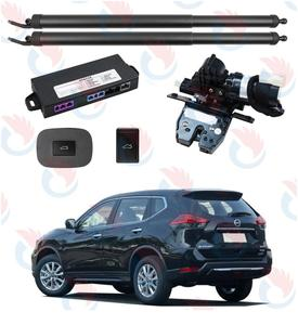Image 2 - Better Smart Auto Electric Tail Gate Lift for Nissan X Tail 2014+ years, very good quality, free shipping!with suction lock!