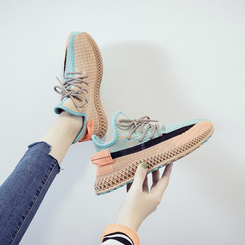 Women Sneakers Casual Shoes Trainers Walking Outdoor Footwear Tenis Ladies Vulcanized lace up