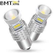 Bmtxms Canbus Voor Vw Transporter Multivan Caravelle T4 T5 T5.1 T6 Auto Led Reverse Backup Achterlicht BA15S 1156 P21W auto Lamp