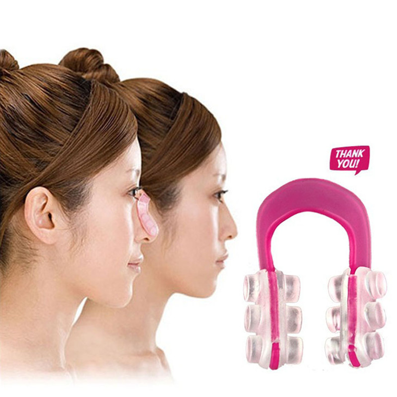 Nose Shaping Beauty Shaper Lifting Bridge Straightening Beauty Clip Face Lift Nose Up Clip Facial Clipper Corrector Beauty Tool 8