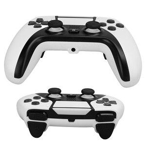Image 5 - بلوتوث أداة تحكم في الألعاب لاسلكية ل PS4 وحدة التحكم ل PS5 نمط مزدوج الاهتزاز لعبة غمبد للكمبيوتر/أندرويد الهاتف لعبة غمبد