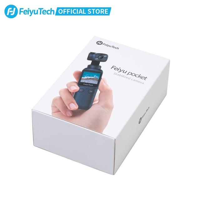 Купить feiyutech официальный feiyu карман камера 6 axis гибридная стабилизация картинки цена