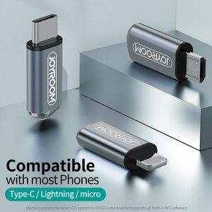 Image 2 - Joyroom apparecchi IR trasmettitore per telefono cellulare a infrarossi con adattatore per telecomando a infrarossi Wireless per IPhone/Micro USB/tipo c