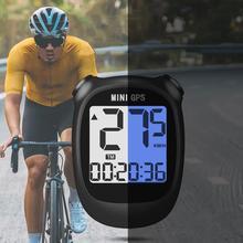 M3 Mini GPS Bike Computer Wireless Cycling Bicycle Computer Rainproof Waterproof Bicycle Speedometer Odometer LCD Digital Rate недорого