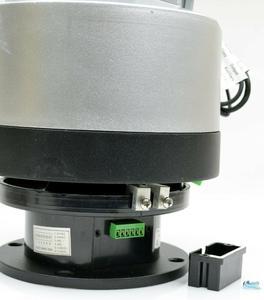 Image 3 - Motore allaperto di inclinazione della pentola di ca 24v per le macchine fotografiche del CCTV rotore di inclinazione della pentola 18kg con rs 485