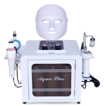 Wholesale 8 in 1 Hydrafacial Water Oxygen Hydro Facial Peeling Small Bubble Beauty Machine For Skin Care Cleaning Moisturizing