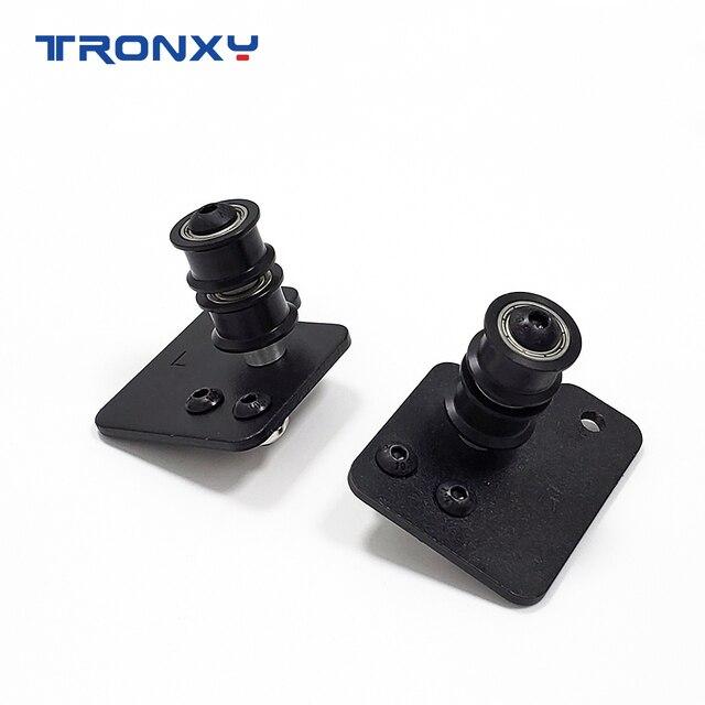Tronxy طابعة ثلاثية الأبعاد ترقية أطقم X5SA إلى X5SA برو أجزاء XY محور دليل السكك الحديدية تيتان الطارد عالية الجودة طباعة بولي يوريثان خيوط مرنة