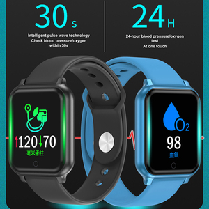 Image 4 - Jelly Comb T70 Smart Watch Waterproof Sports Smartwatch for iPhone Android Heart Rate Monitor watch Smart  for  Women Men Kids