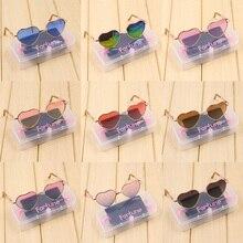 Blyth doll ледяные очки для кукол солнцезащитные очки мода девушка 1/6 игрушка Подарки