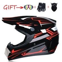 Off road Motorcycle Helmet Men Women Motocross Helmet Motorbike Full Face ATV Downhill Casque Moto Cross Children Adult Capacete