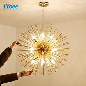 Modern LED Chandeliers Design