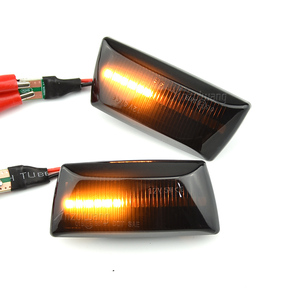 Image 4 - LED แบบไดนามิกด้านข้าง Fender Marker ไฟเลี้ยวสัญญาณสำหรับ OPEL Astra H Zafira B Corsa D เครื่องราชอิสริยาภรณ์ A Meriva B Chevrolet Cruze