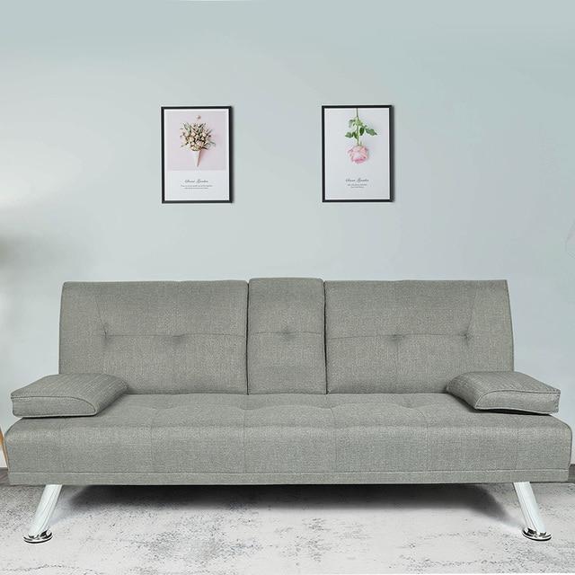 Modern Fabric Sofa  2