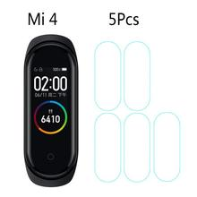 For M4 Tempered Hydrogel Film Scratch-resistant Transparent Sreen Protective Film Wearable Devices Smart Accessories Dropship cheap choifoo Screen Protectors none Adult Other Support As shown