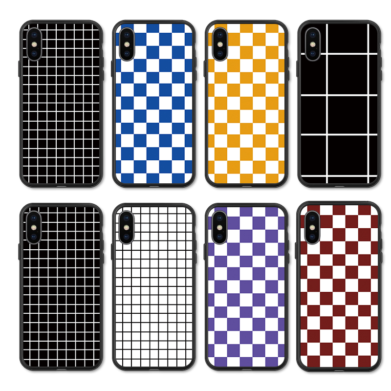 Plaid Pokrowiec Phone Cover Made Of High Quality Silicone Material For A Non Slip Grip 2
