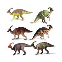Classic Toy Figures Model Handmade Accessories  Dinosaur Boy's Gift Furnishing Science Home Entertainment