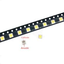 Светодиодный светильник Innotek, 500 шт., подсветка 2 Вт, 6 в, 3535, холодный белый, ЖК дисплей, подсветка для ТВ, приложения, LATWT391RZLZK