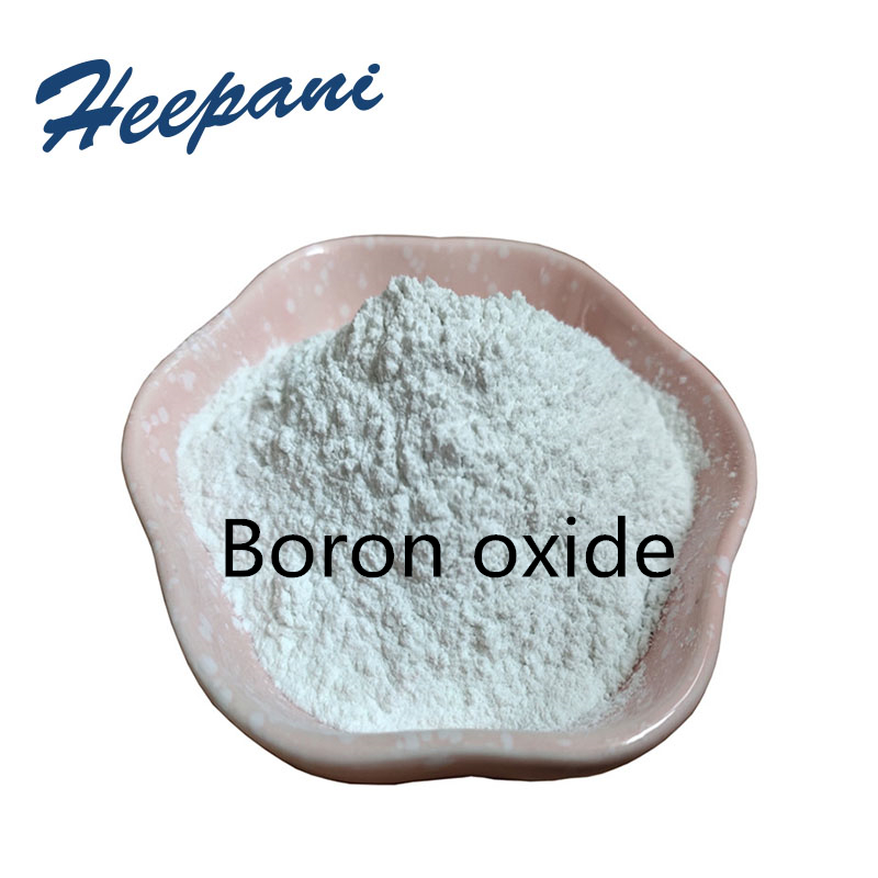 Free Shipping B2O3 With High Purity Boron Oxide Semiconductor Materials Powder For Scientific Research