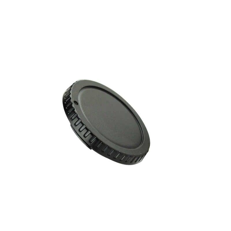 50 زوج/الوحدة كاميرا كاب الجسم + الخلفية غطاء العدسة لكانون 1000D 500D 550D 600D EF EF-S المتمردين T1i eos كاميرا