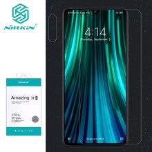 Redmi หมายเหตุ 8 Pro NILLKIN NILLKIN NILLKIN Amazing H/H + Pro 9H ป้องกันหน้าจอกระจกนิรภัยสำหรับ Xiaomi redmi หมายเหตุ 8 Pro