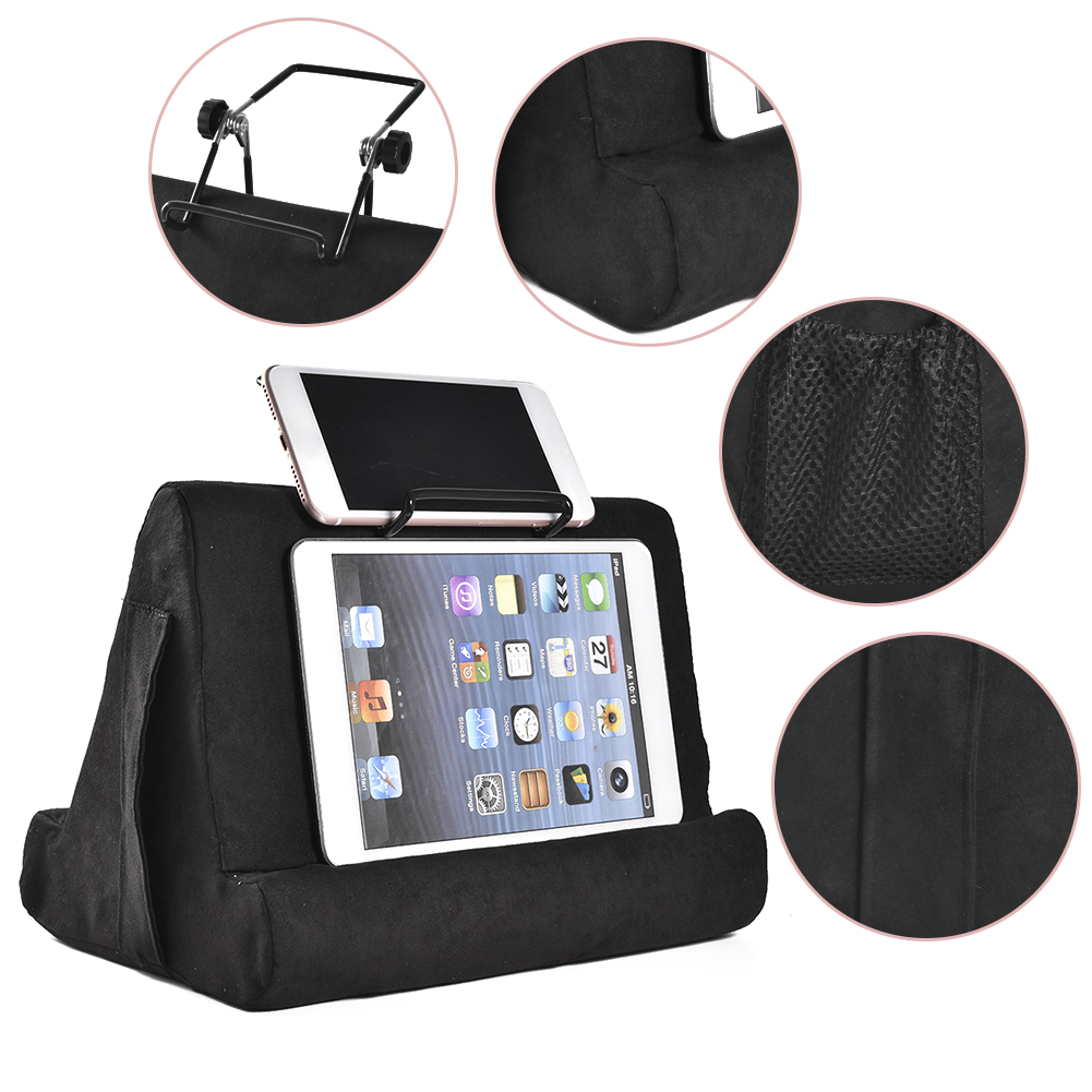 Portable Tablet Holder for iPad Smart Phone Soft Pillow Stand Multifunctionele Bracket Drop Shipping 2