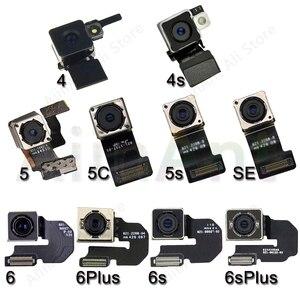 Image 1 - Originalหลักด้านหลังกล้องFlexสำหรับiPhone 6 6S Plus SE 5s 5 5cด้านหลังกล้องFlex Cableซ่อมอะไหล่