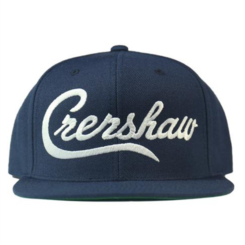 High Quality Brand Cotton Nipsey Hussle Cap Crenshaw Snapback Hat High Quality Baseball Cap For Men And Woman Hip Hop Cotton Hat
