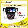 GPS 9 cal samochód do nawigacji Android, Plyaer dla Ford Focus 3 Mk 3 2011 2012 20132014 2015 Auto Radio multimedialne odtwarzacz wideo Wifi
