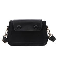 Square Bag Messenger-Bag Small Korean-Version One-Shoulder Fashion Women's And Versatile