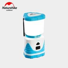 Походная палатка Naturehike светодиодный светильник с двойной цветовой температурой, регулируемая многофункциональная 18h лампа для кемпинга 6600mA зарядка через usb