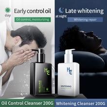 Foam-Cleanser Moisturizing Face-Washing Deep-Clean-Nourishing Brightening Men's 400g