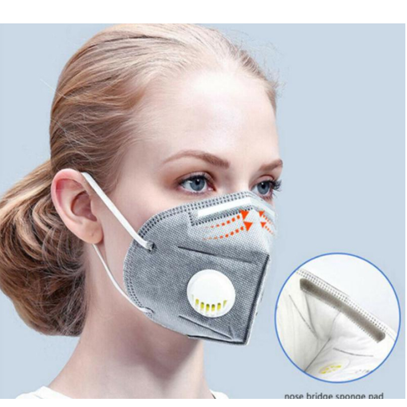 10pcs N95 KN95 Anti-Fog CE Certification FFP2 Dust Safe Mask Child Adult PM2.5 Anti Face Masks Air Filter Proof Protection