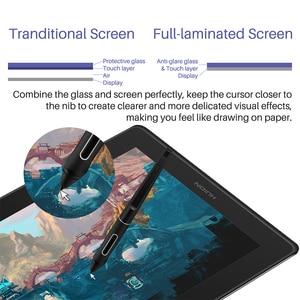 """Image 5 - Huion tablette graphique Kamvas Pro 16, 15.6 """", avec stylet sans batterie, écran numérique pour dessin"""
