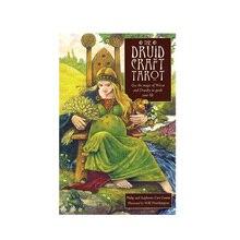 Таро Druidcraft новое издание Таро английская версия лучший подарок для друзей