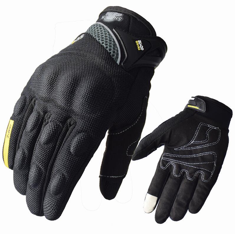 Мотоциклетные Перчатки Suomy, летние ветрозащитные защитные перчатки для сенсорных экранов, защита для мотокросса, звезд