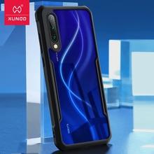Für Xiaomi Mi 9 lite fall XUNDD Luxus Airbag Stoßfest Schützende Rückseite Fall funda für xiaomi mi a3 mi 9t Pro чехол