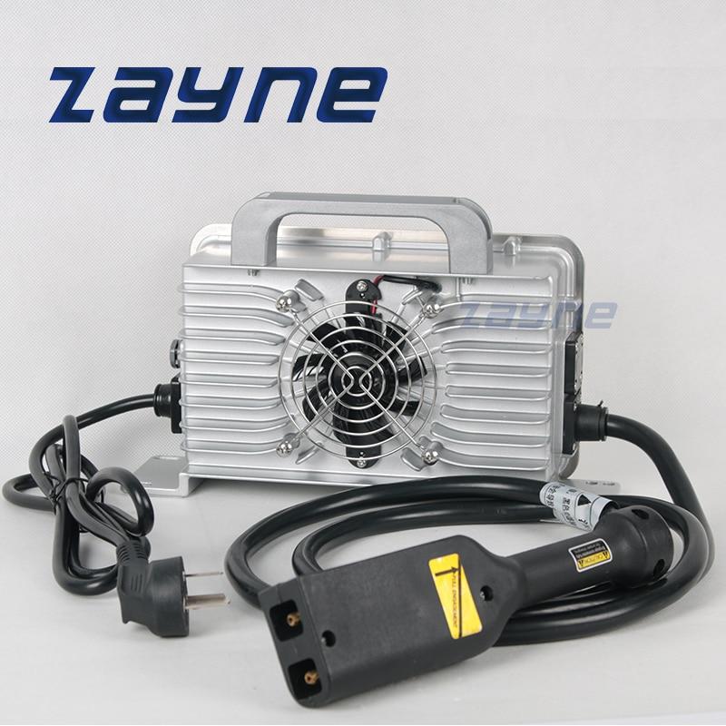 Zayne selo ip67 à prova dip67 água carregador inteligente para li ion lipo lifepo4 lto chumbo ácido carro batterys