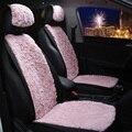1 шт.  чехол для автомобильного сиденья  зимняя теплая плюшевая подушка из кроличьей шерсти на переднее сиденье  защитный коврик или со спинк...