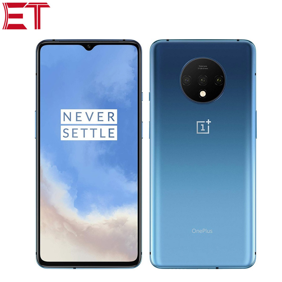 """Brand New Oneplus 7T LTE Mobile Phone 8GB RAM 128GB ROM Snapdragon855+ 6.55""""1080x2400 20:9 Fullscreen NFC 5GHz Wifi Android10.0"""
