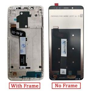 """Image 2 - Xiaomi Redmi için not 5 Pro lcd ekran ekran çerçeve ile 5.99 """"10 dokunmatik ekran değiştirme Redmi not 5 pro LCD Snapdragon 636"""