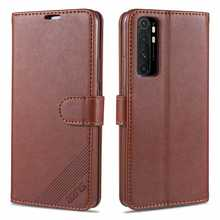 Luxury Leather Flip Case For Xiao mi 8 9 se note 10 lite cc9  e pro A3 Max 2 3 Capa Etui Wallet shell bag Phone Cover carcasas