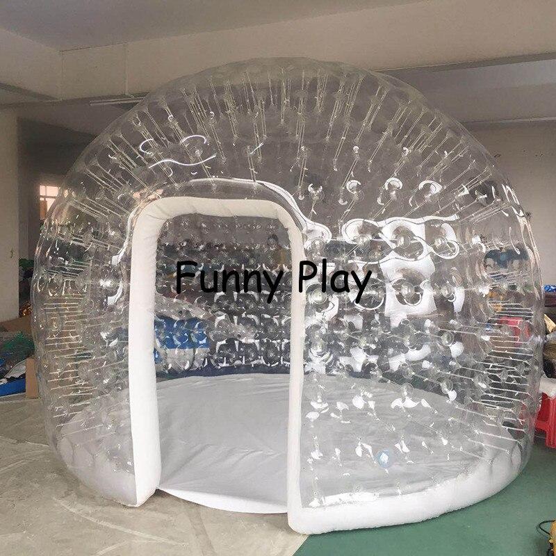 barraca de acampamento inflavel da sauna barracas 01