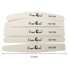 5 типов пилок для ногтей, шлифовальная буферная пилка, салонный Маникюрный Инструмент, салонный маникюр, профессиональный инструмент FB003