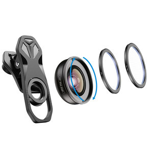 Image 2 - APEXEL HD Camera Phone Lens Kit 110 degree 4K Wide angle lens With CPL Star filter for iPhonex Samsung s9 all smartphone
